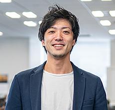 瀬戸口将貴取締役副社長の写真