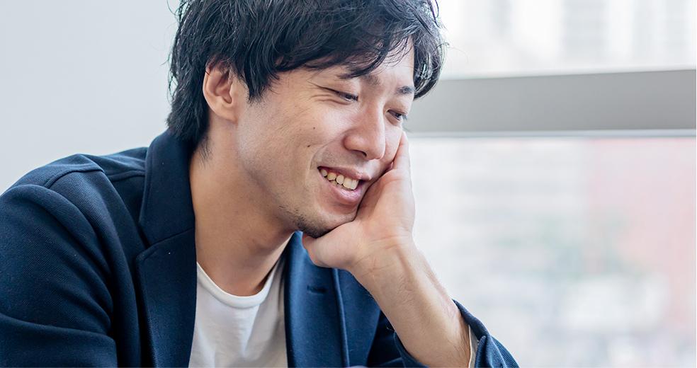 写真2 フロイデ副社長 瀬戸口将貴 × 村山由香里対談インタビュー