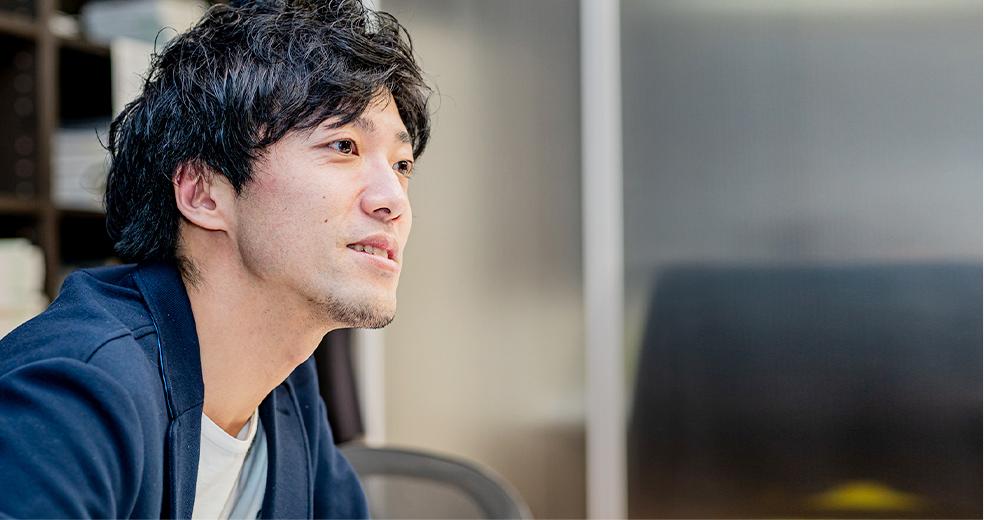 写真3 フロイデ副社長 瀬戸口将貴 × 村山由香里対談インタビュー